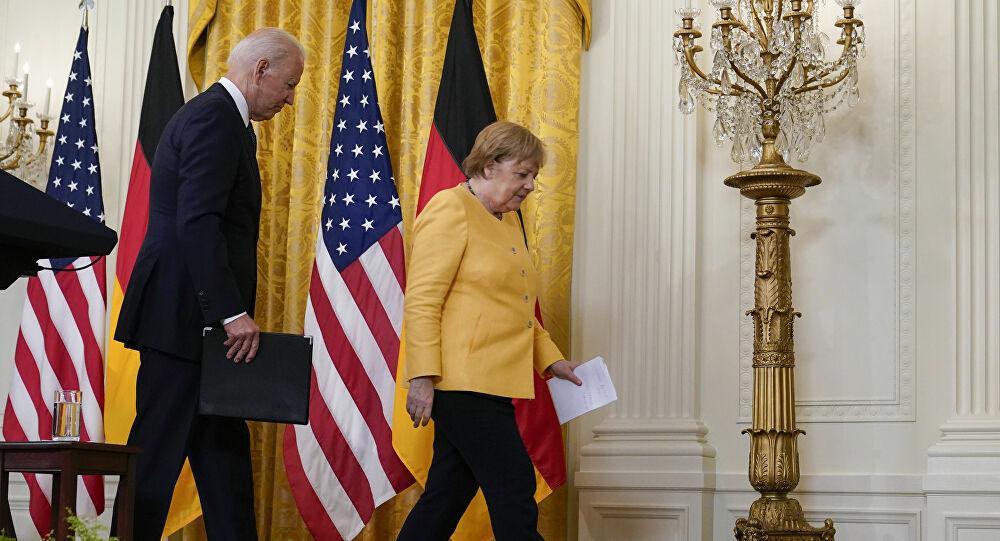 Almanya ile ABD arasında Washington Deklarasyonu imzalandı!
