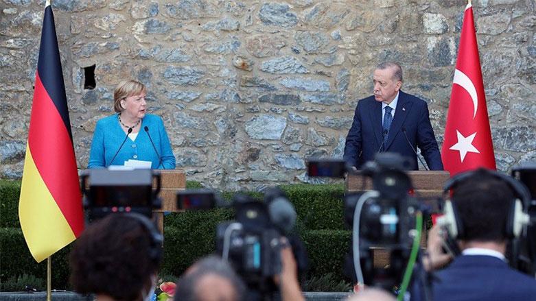 Merkel'den Suriye, Libya ve Afganistan açıklaması!