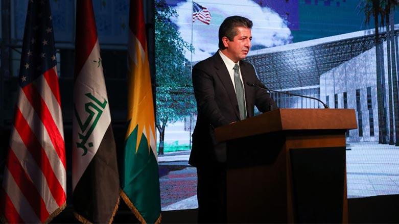 """Başbakan: """"Kürdistan daha iyi ve daha güçlü"""""""