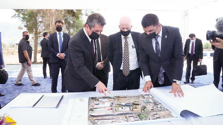 Başbakan: Kürdistan'ın yarınları için eğitim önemli!