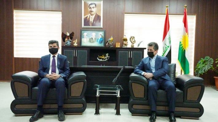 """Başbakan: """"Kürdistan Hükümeti, il ve ilçe ayrımı yapmadan çalışıyor"""""""