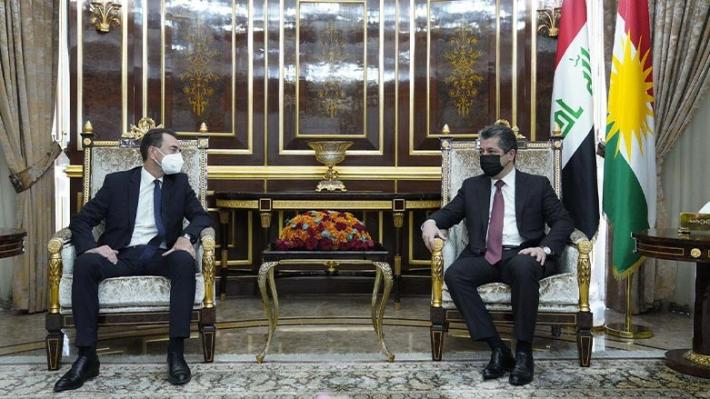 Fransa, Kürdistan Hükümeti 9. Kabinesi'nin reformlarını takdir etti