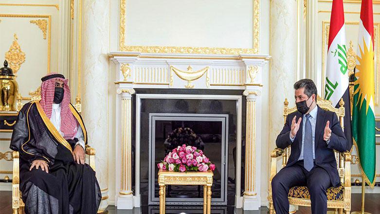 Suudi elçinden Kürdistan'ın bölgedeki istikrarına vurgu!