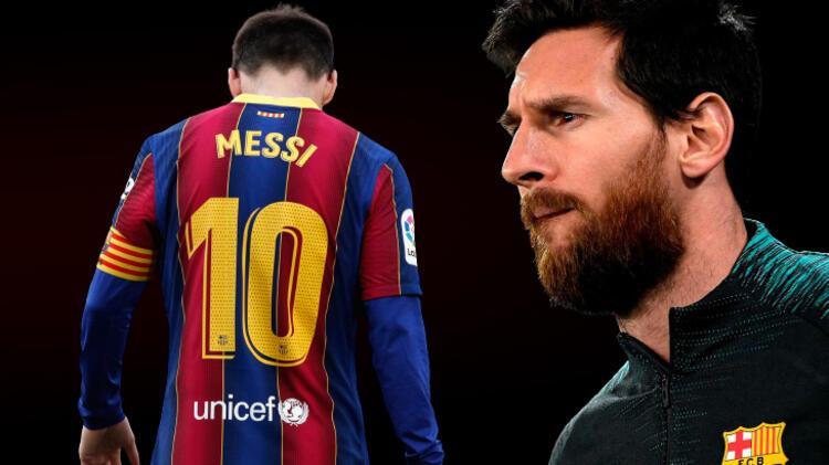 Messi'nin ayrılık sebebi ortaya çıktı!