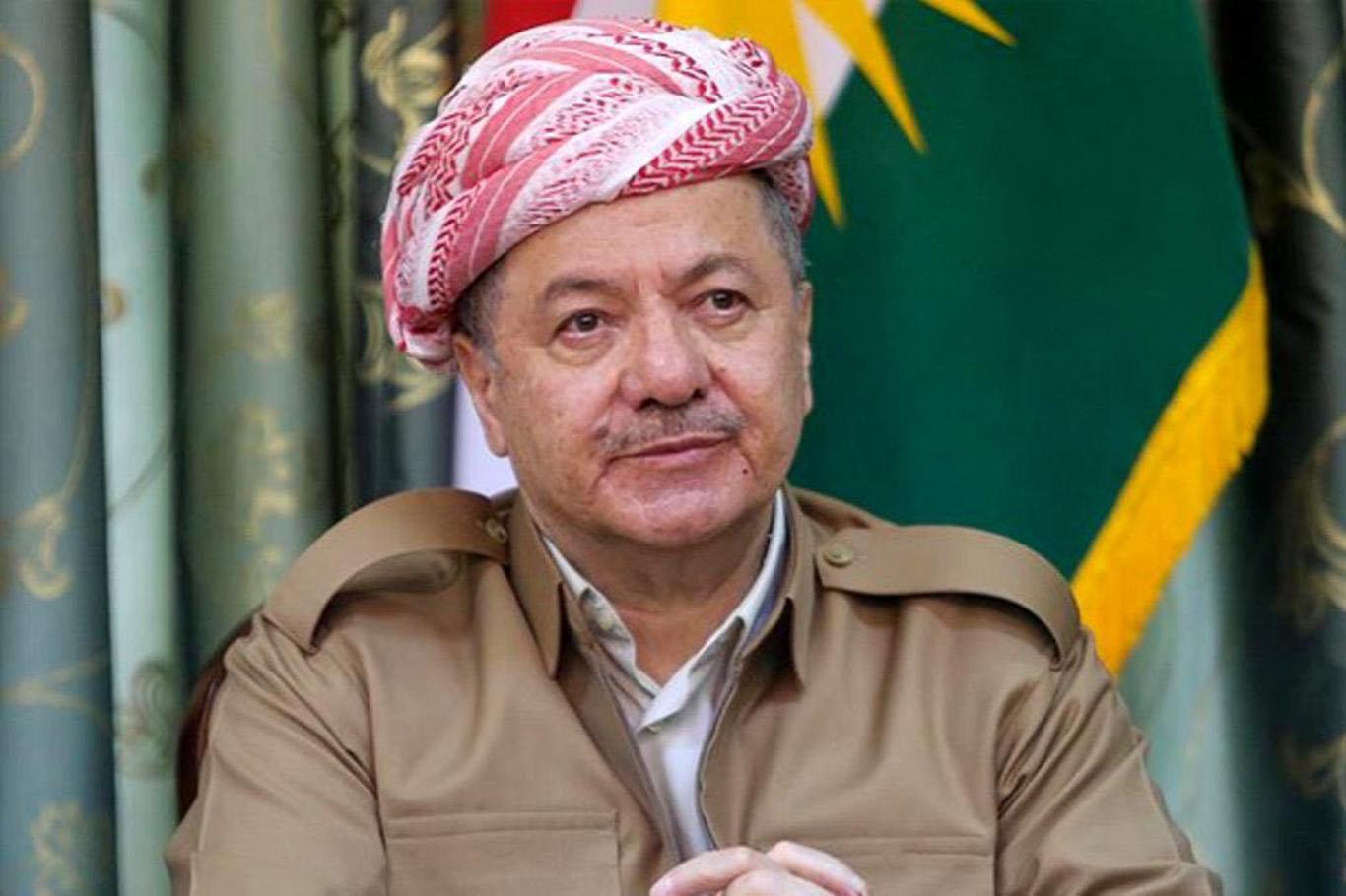 Başkan Barzani'den KSDP yönetimine mesaj!