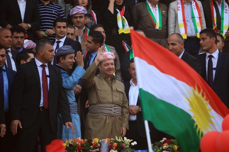 Kürdistani bölgelerdeki halka Başkan Barzani'den çağrı!