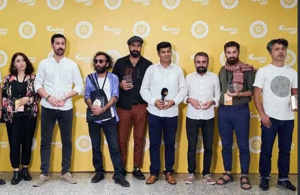 Moskova'daki 1. Kürt Film Festivali'nde ödül yağmuru!