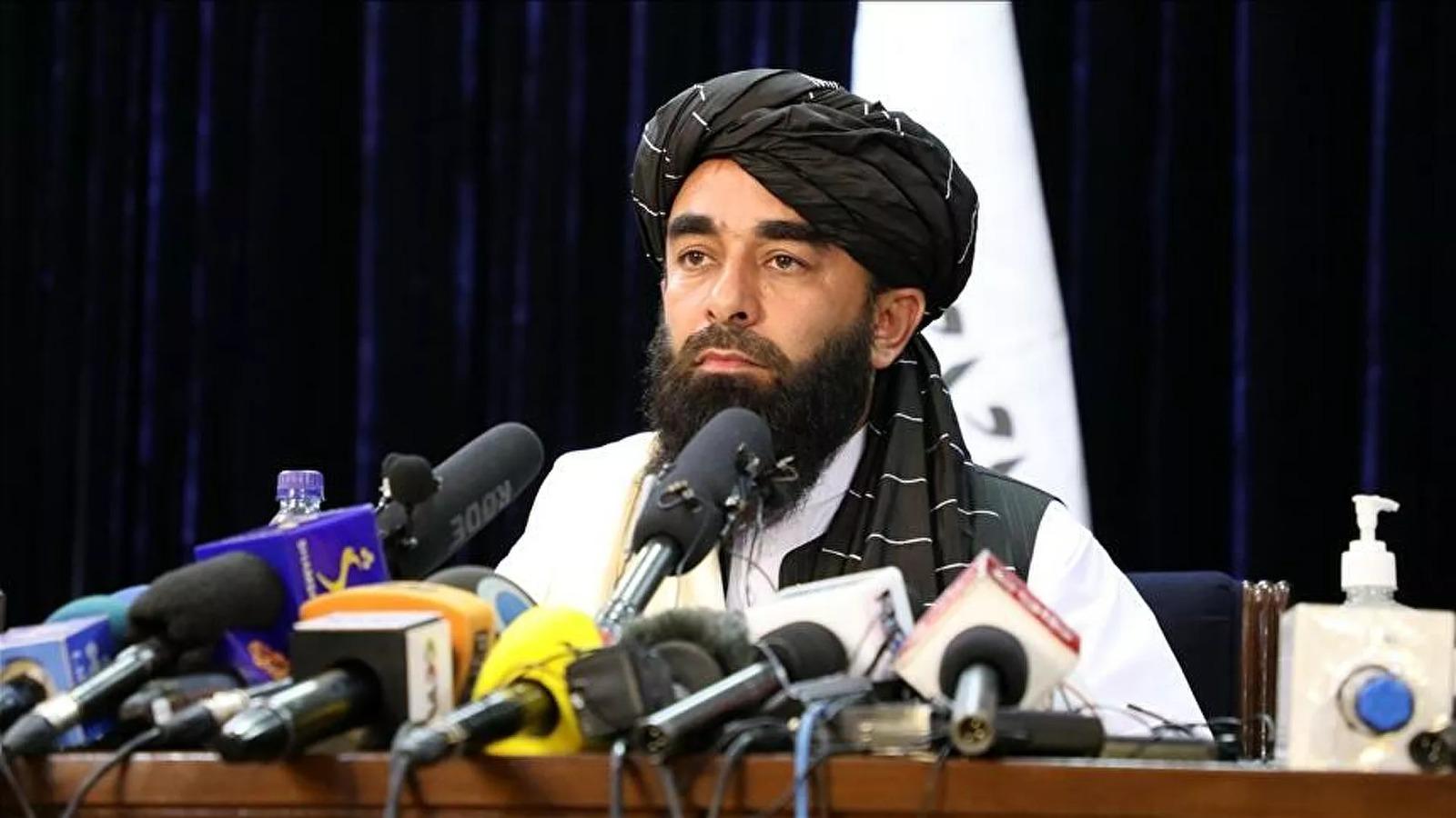 ABD'nin hava saldırısına Taliban'dan tepki!