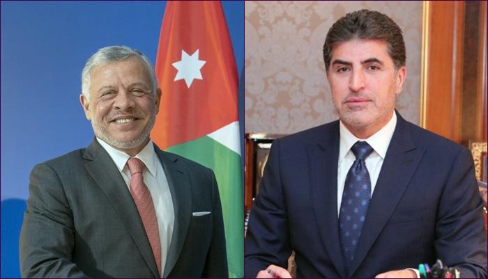 Neçirvan Barzani, Ürdün'ü ziyaret edecek