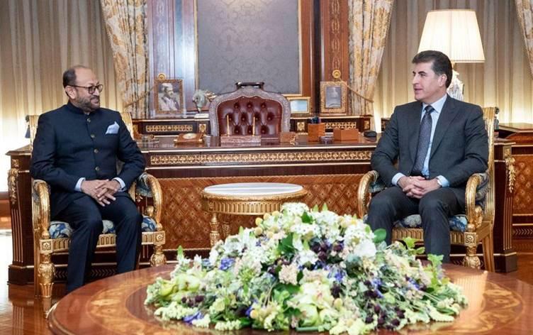 Bangladeş Devlet Başkanı'ndan Neçirvan Barzani'ye resmi davet!