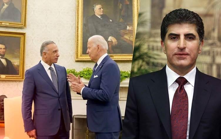 ABD-Irak Stratejik Diyaloğu'na Neçirvan Barzani'den açıklama
