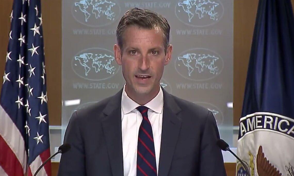"""ABD Dışişleri Taliban'a aralarındaki """"anlaşmayı"""" hatırlattı!"""