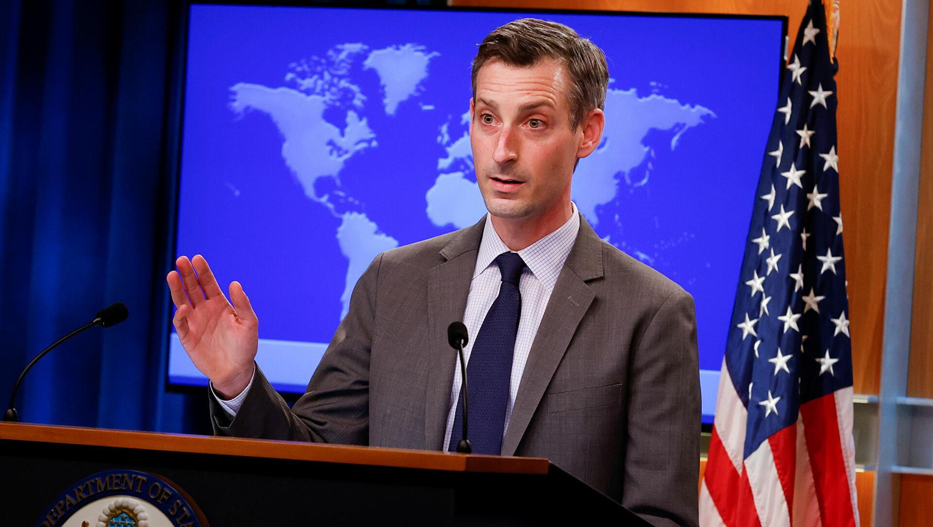 ABD'den Taliban'ın infaz ve uzuv kesme açıklamasına tepki