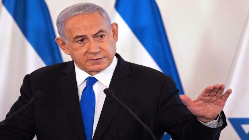 Netanyahu'dan birleşen muhalefete karşı ilk açıklama!