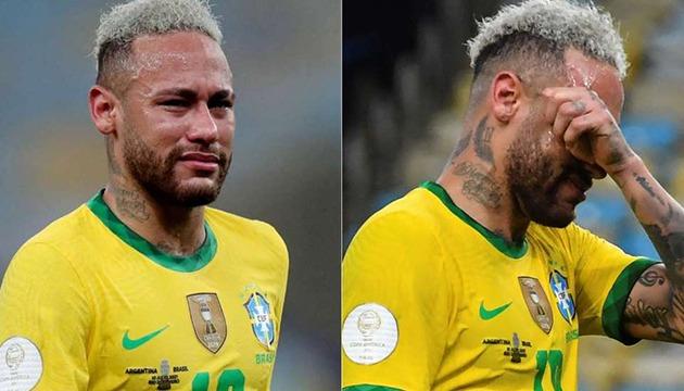 """Neymar'dan futbolu bırakma sinyali: """"Son turnuvam olacak"""""""