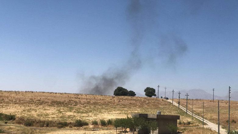 Türk uçakları Pişder'de PKK aracını vurdu
