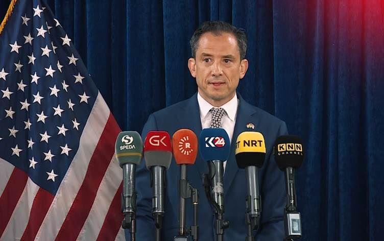 """Palladino: """"ABD, Kürdistan ve Irak'ta uzun bir süre kalacak"""""""