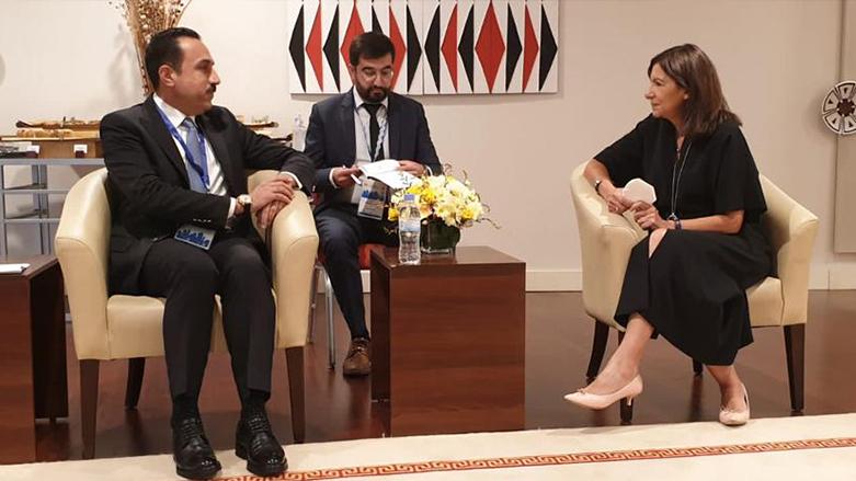 Hidalgo: Başkan Barzani'nin saygın bir rolü var