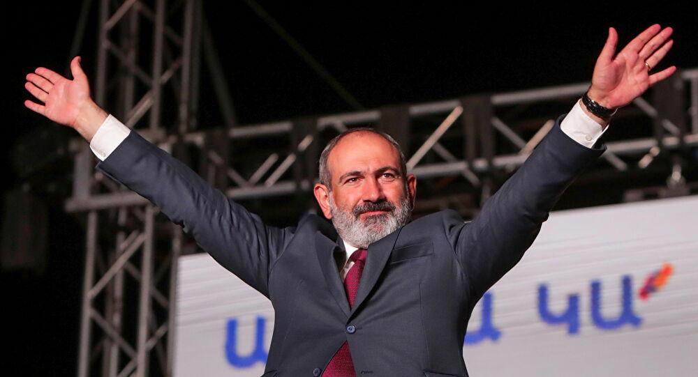 Ermenistan'da resmi sonuçlar açıklandı: Hükümeti, Paşinyan'ın partisi kuruyor