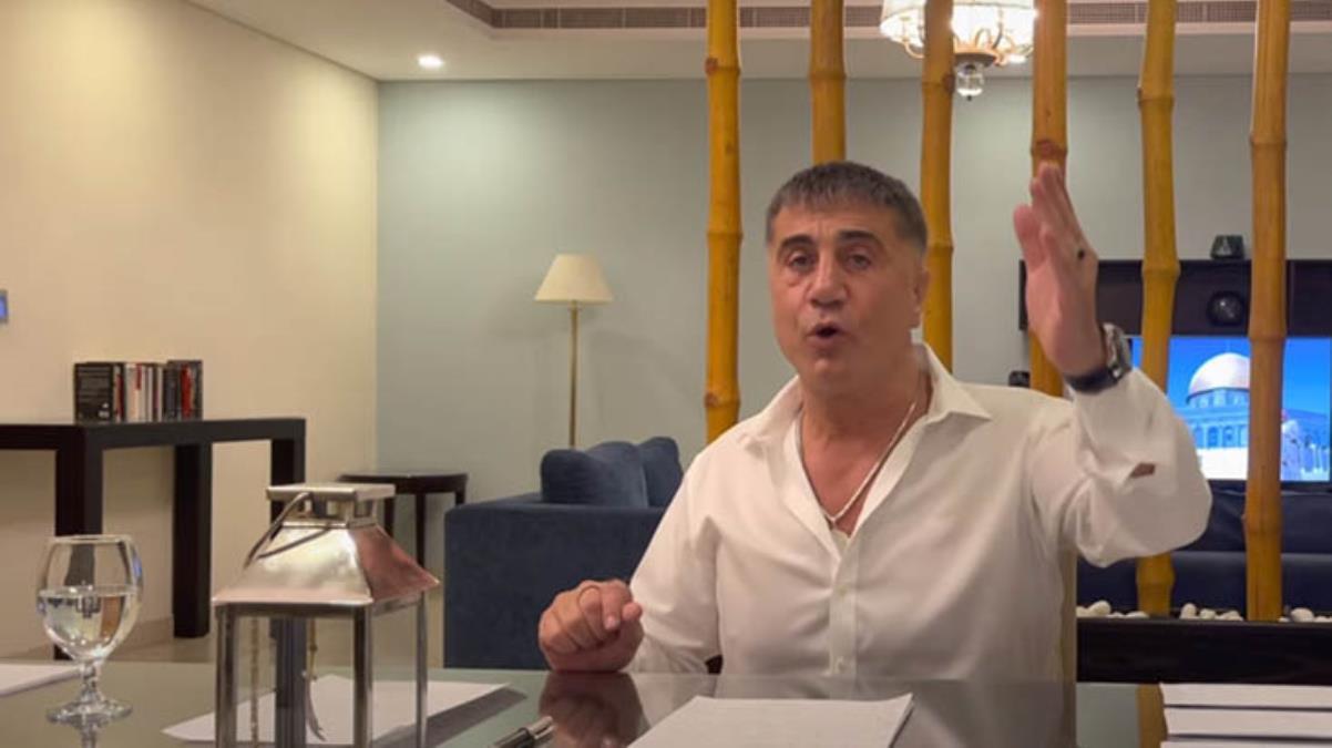 Sedat Peker bu kez CHP'ye sordu: Onun orada ne işi var?