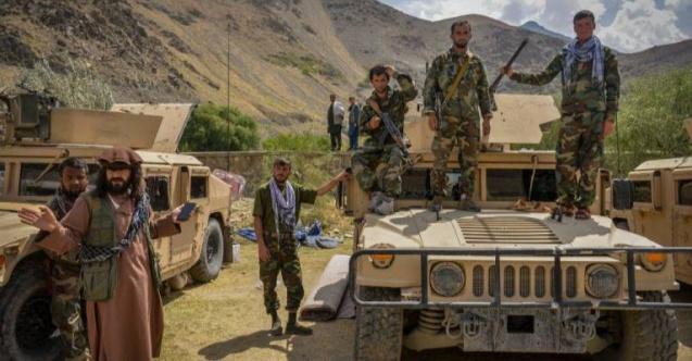 """Pençşir güçleri: """"350 Taliban öldürüldü, El Kaide de katıldı"""""""