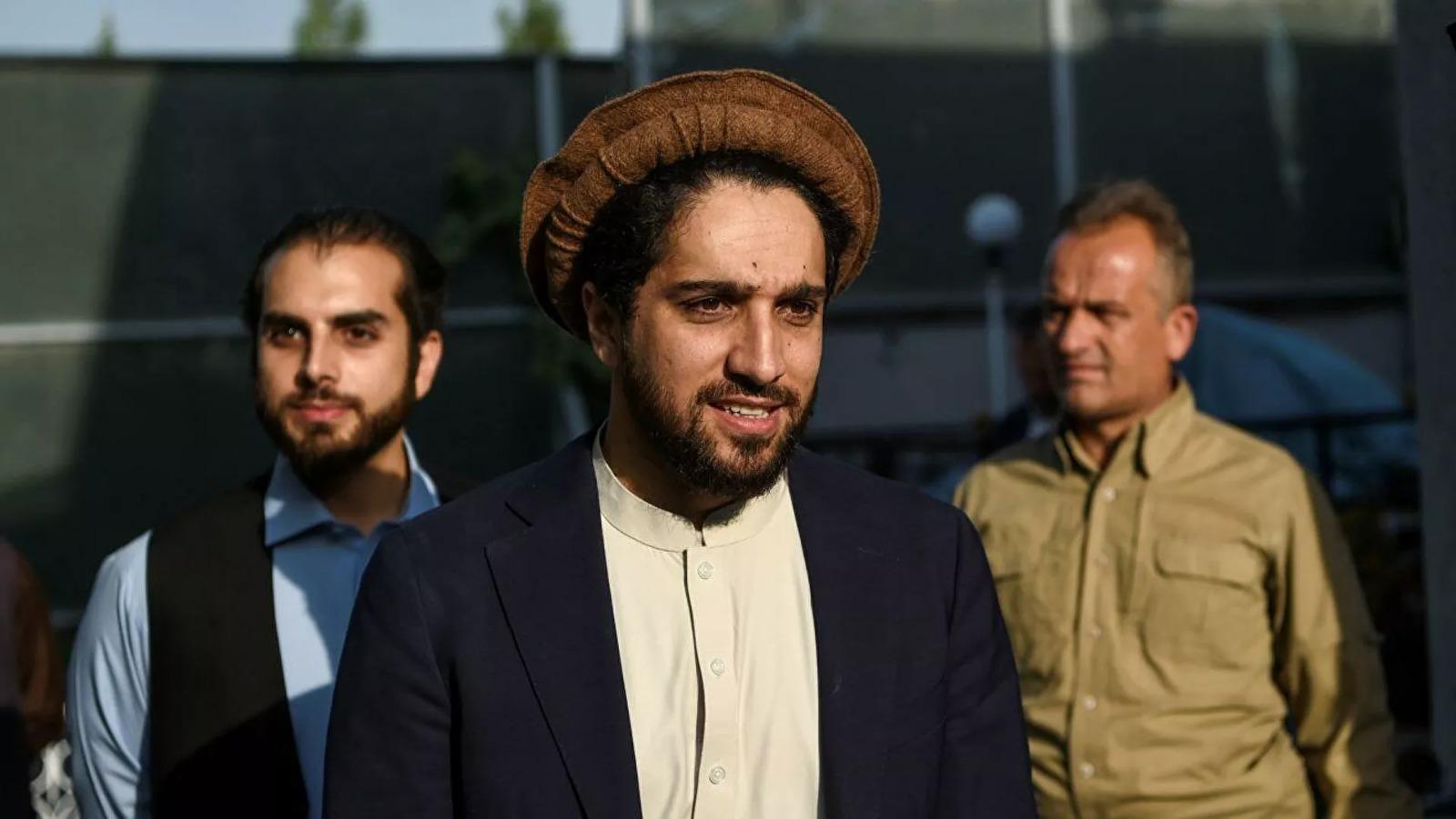 Ahmed Mesud: Taliban'a karşı direnişe son vermeyeceğiz
