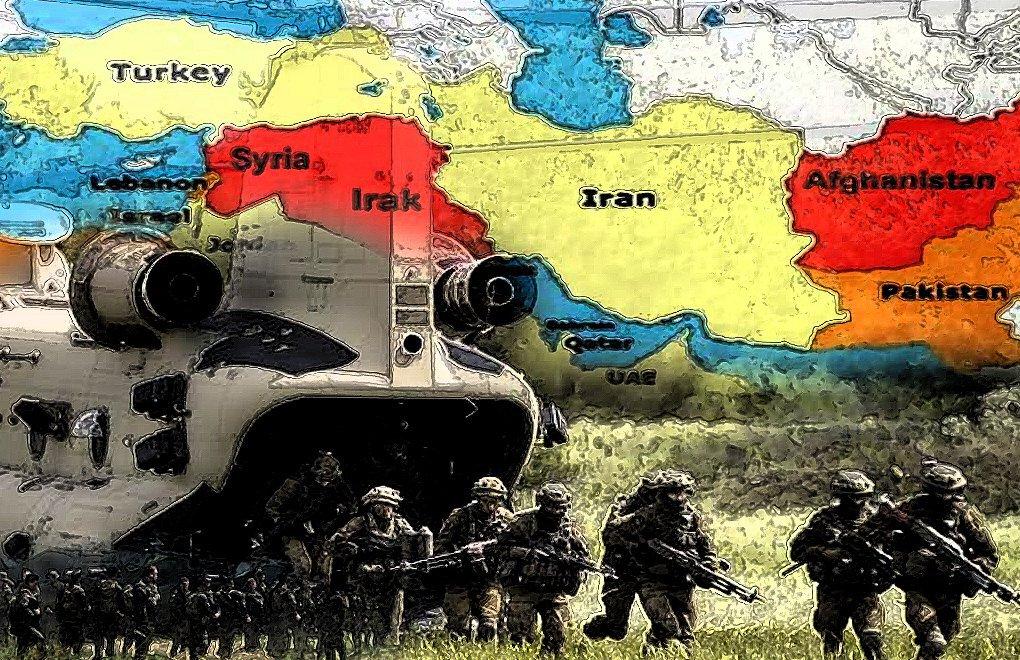 """Rusya'dan ABD'ye: """"Orta Doğu'dan izlerini kaldır"""""""