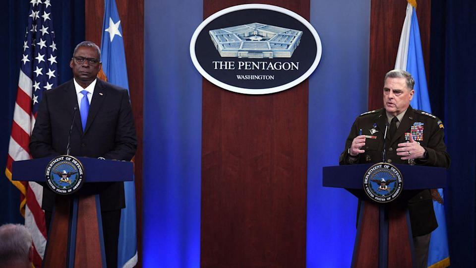Pentagon: Taliban ivme kazandı ama zafer garanti değil!