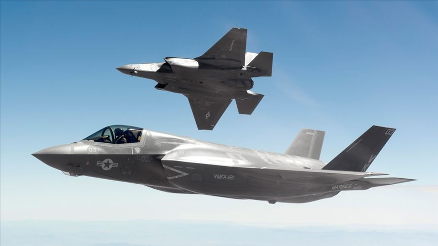 """ABD: """"Pentagon ve Türkiye, F-35 için müzakere yürütüyor"""""""