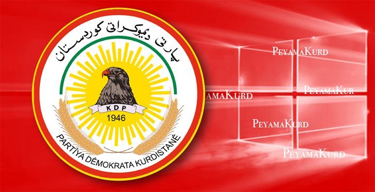 KDP, Irak hükümetinin kurulması konusunu görüşmek üzere harekete geçti!