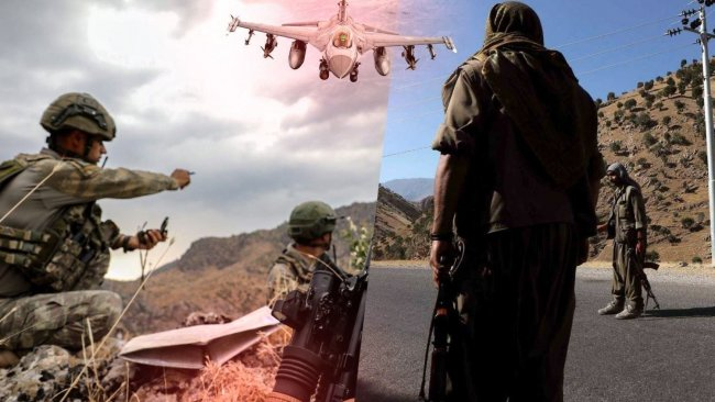 TSK-PKK çatışmasına ilişkin rapor Irak Parlamentosu'nda!