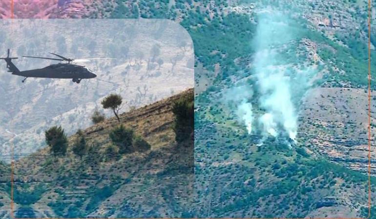 Kani Masi   TSK-PKK çatışmasında bir vatandaş şehit oldu!