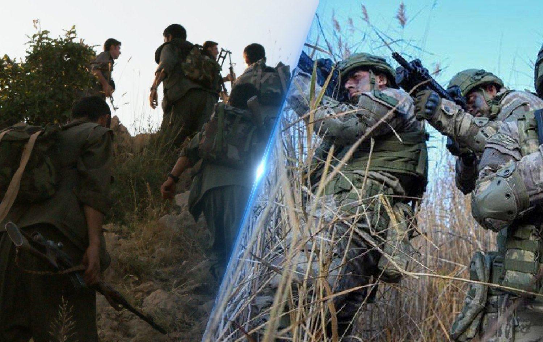 MSB açıkladı: Metina'daki TSK üssüne füze saldırısı!