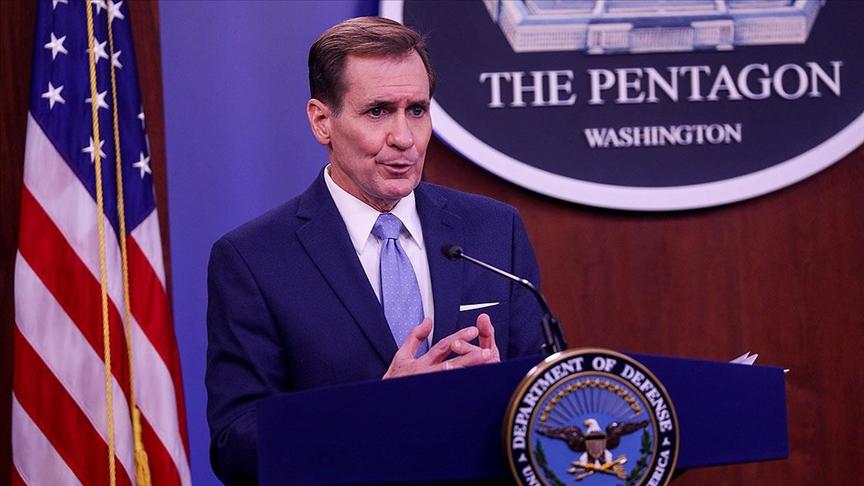 """Pentagon: """"Kaos görüntülerinden sorumlu değiliz"""""""