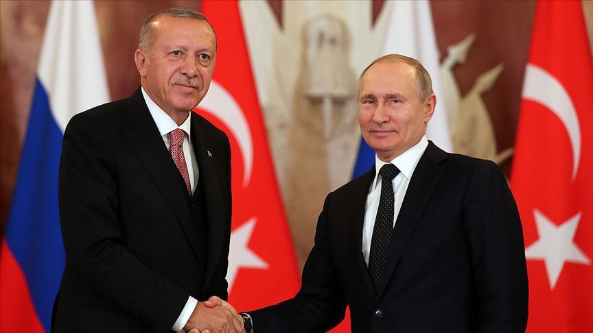 Putin'den Erdoğan'a: Yardımları sürdüreceğiz!