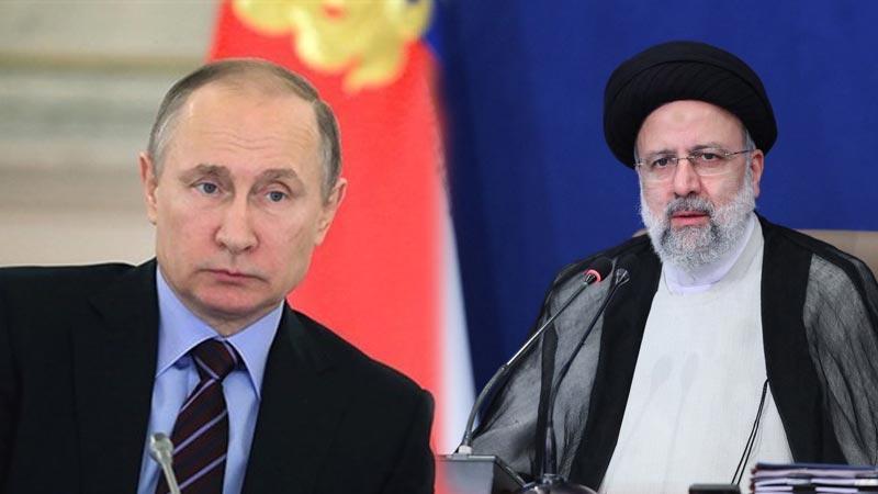 Putin ve Reisi, Afganistan'ı görüştü!