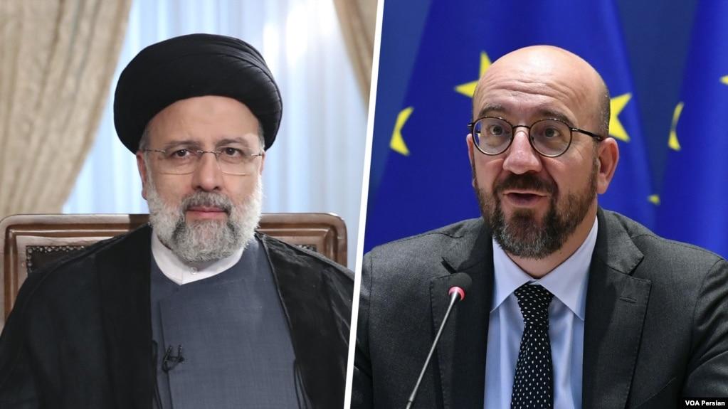 İran ve AB'den nükleer anlaşma görüşmesi!