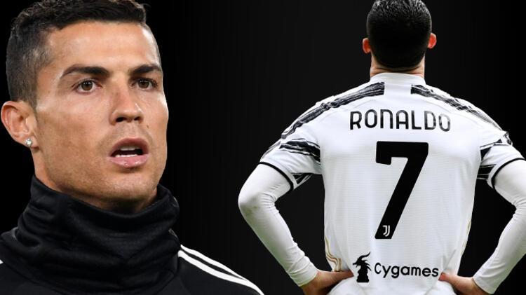Juventus açıkladı: Ronaldo ayrılıyor!