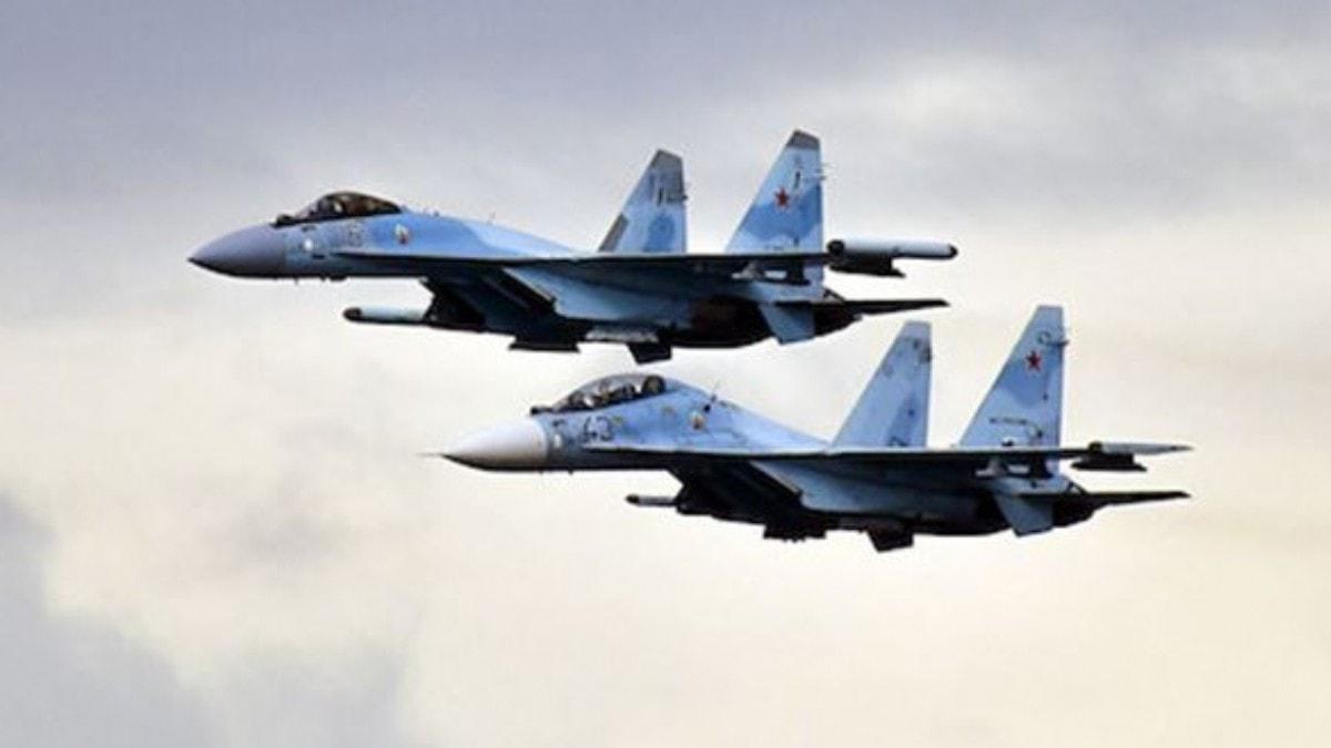 Rusya Afganistan sınırına savaş uçakları gönderiyor!