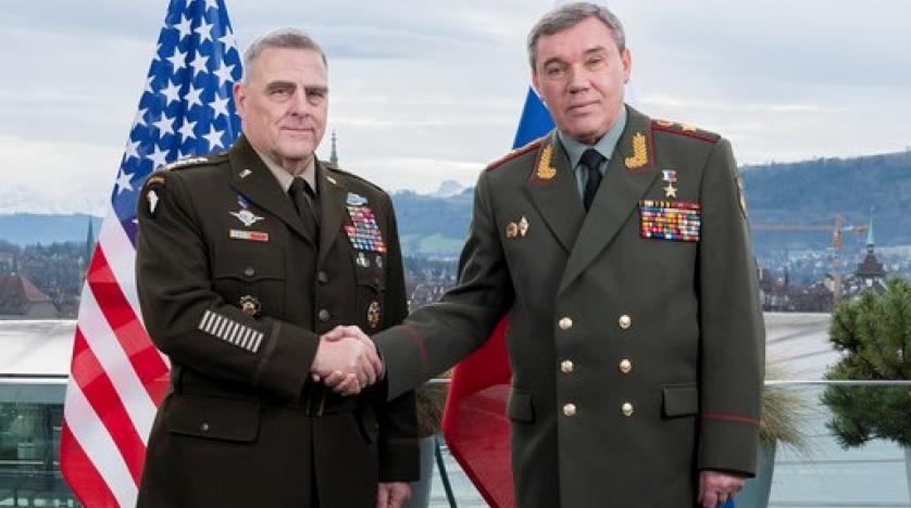 Rus ve ABD Genelkurmay Başkanları Helsinki'de bir araya geldi