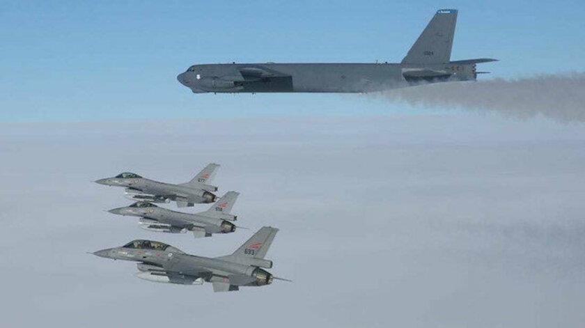 """""""ABD'li pilotlar, Çin ve Rusya'yla olası savaşa hazırlanıyor"""""""