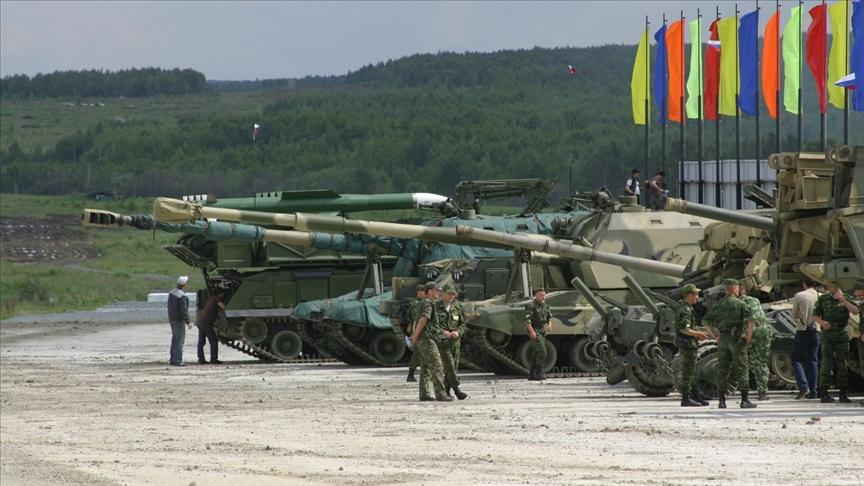 Rusya ve Çin ordusundan ortak askeri tatbikat!
