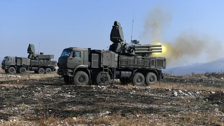 Rusya: İsrail'in Suriye'ye attığı füzeler imha edildi