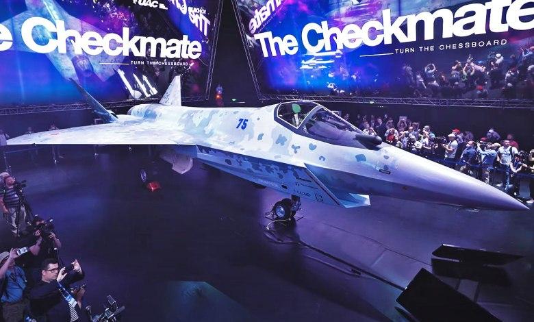 WSJ: Su-75 Checkmate uçağı ABD'nin başını ağrıtacak