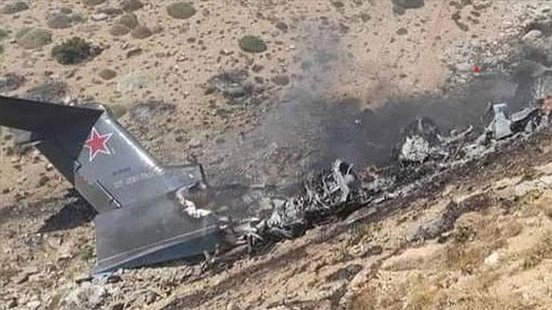Maraş'ta düşen Rus uçağına ilişkin Türkiye'den açıklama!