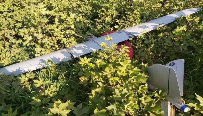SereKaniye'de Rus keşif uçağı düştü!