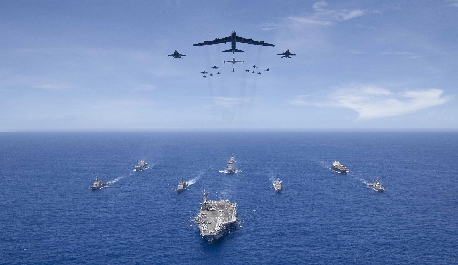 ABD donanmasından Rusya ile işbirliği mesajı!