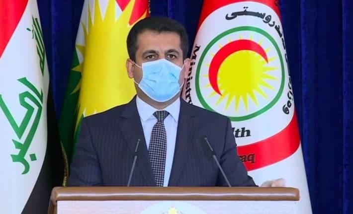 Kürdistan Bölgesi'nde salgın | Vaka sayısında rekor!