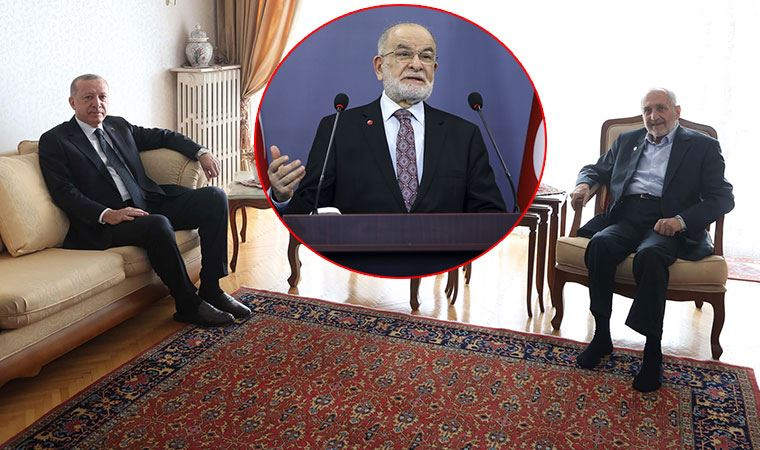 Saadet Partisi'nde deprem: Erdoğan'la görüşen Asıltürk'ten kongre çıkışı!