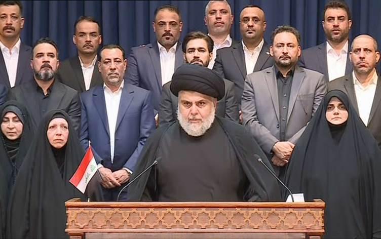 Sadr Hareketi kararını değiştirdi: Seçimlere katılacak!